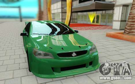 Holden Commodore for GTA San Andreas