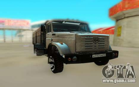 ZIL 4331 for GTA San Andreas
