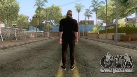 GTA Online Skin 3 for GTA San Andreas third screenshot