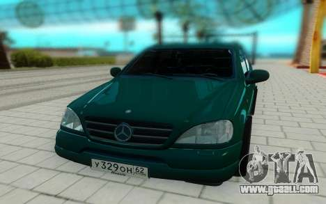 Mersedes-Benz ML 230 for GTA San Andreas right view