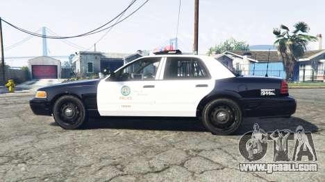 Ford Crown Victoria Los Santos Police [replace]
