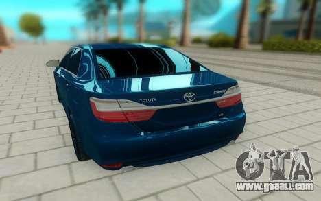 Toyota Camry V55 for GTA San Andreas