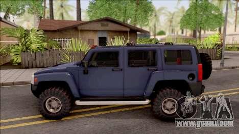 Hummer H3 2010 for GTA San Andreas