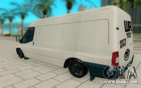 Ford Transit for GTA San Andreas