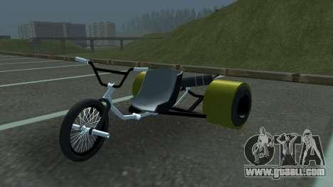 Drift Trike for GTA San Andreas