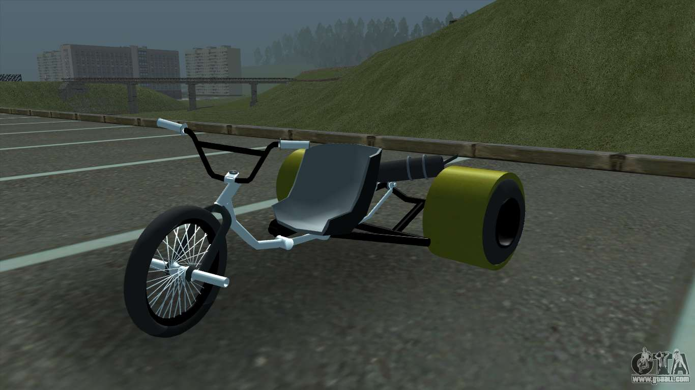 Drift Trike For Gta San Andreas