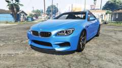 BMW M6 Coupe (F13) [add-on] for GTA 5