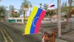 Flag of Venezuela v2.0 for GTA San Andreas