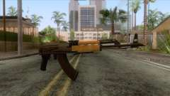 Zastava M70 Assault Rifle v3 for GTA San Andreas