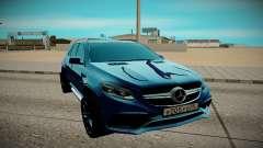 Mercedes-Benz Gl 63 AMG for GTA San Andreas