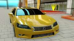 Lexus GS 350F for GTA San Andreas