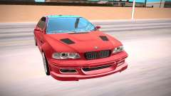 BMW E46 M3 GTR for GTA San Andreas