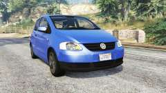Volkswagen Fox v2.0 [replace] for GTA 5