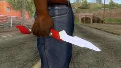 Marvel vs Capcom Infinity - Gamora Weapon 2 for GTA San Andreas