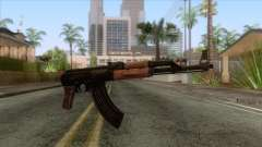 AK-47 With no Stock v1