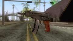 COD 4 Modern Warfare - Skorpion for GTA San Andreas