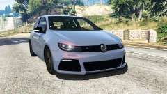 Volkswagen Golf R Mk6 [replace] for GTA 5