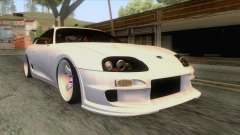 Toyota Supra Tuning for GTA San Andreas