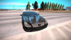 Mercedes-Benz CLS for GTA San Andreas