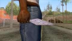 Ninja Kunai Weapon for GTA San Andreas