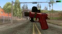 The Doomsday Heist - SNS Pistol v1 for GTA San Andreas