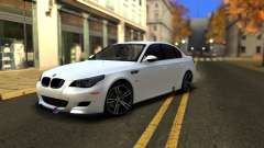 BMW M5 E60 Full Tunable for GTA San Andreas