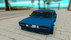 VAZ 2105 blue for GTA San Andreas
