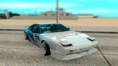 Nissan 240SX white for GTA San Andreas