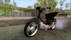 Honda Wave Stunt for GTA San Andreas