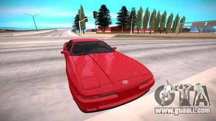 Toyota Supra MKIII for GTA San Andreas