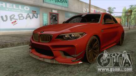 BMW M2 Coupe for GTA San Andreas