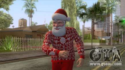 GTA Online - Christmas Skin 2 for GTA San Andreas