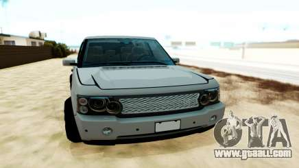 Range Rover Vogue for GTA San Andreas