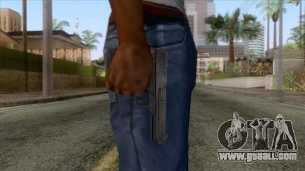 Heckler & Koch MK23 for GTA San Andreas