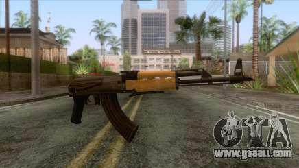 Zastava M70 Assault Rifle v3 for GTA San Andreas