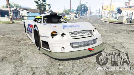 Mercedes-Benz CLK LM 1998 [replace] for GTA 5