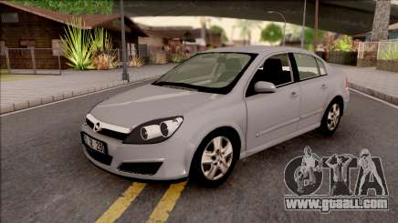 Opel Astra H Sedan for GTA San Andreas