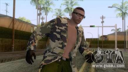 Random Skin 35 v2 for GTA San Andreas
