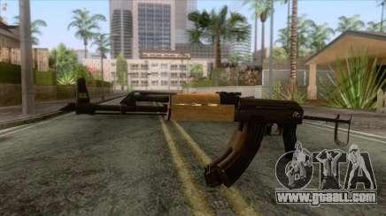 Zastava M70 Assault Rifle v2 for GTA San Andreas