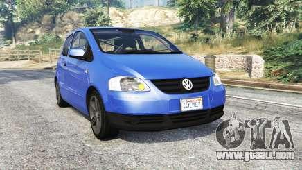 Volkswagen Fox v2.0 [replace] for GTA 5