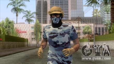 Random Skin 35 v1 for GTA San Andreas