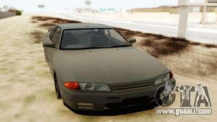 Nissan Skyline ER32 for GTA San Andreas