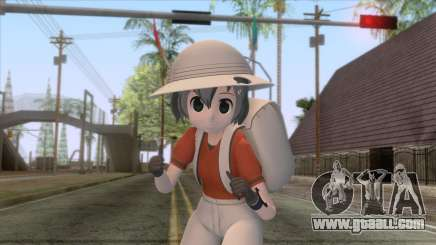 Kemono Friends - Kaban Chan for GTA San Andreas
