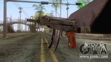 COD 4 Modern Warfare - Skorpion for GTA San Andreas