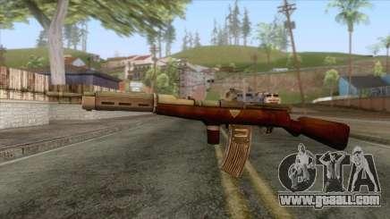 Deadfall Adventures - Fedorov Avtomat for GTA San Andreas