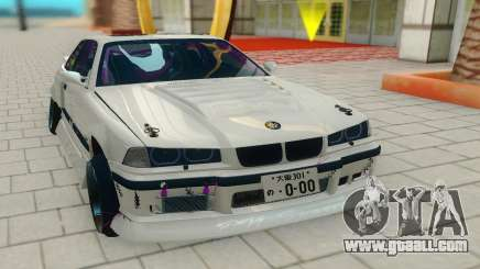 BMW M5 E36 for GTA San Andreas