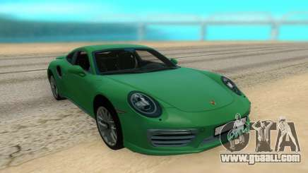 Porsche 911 Turbo for GTA San Andreas