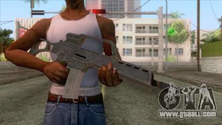 Heckler & Koch G36k for GTA San Andreas