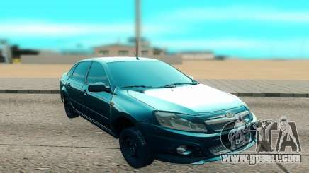 Lada Granta Sport for GTA San Andreas