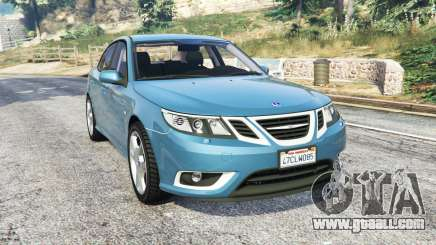 Saab 9-3 Turbo X [replace] for GTA 5